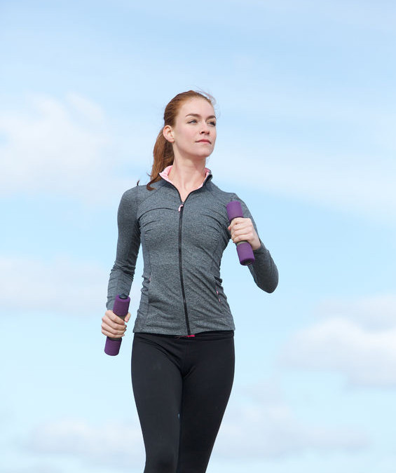 Power up your Walk with Intervals